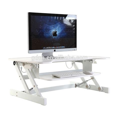 Standing Work Height Adjustable Desk Riser Sit Stand Desk Standing Desk Riser