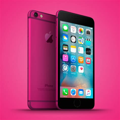 iphone image colorful new apple iphone 6c renders show us what the anticipated munchkin might look like