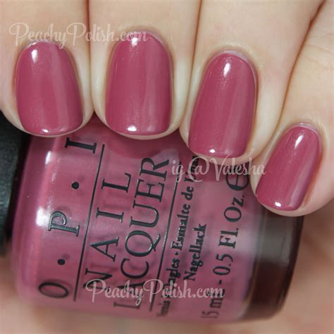 spring mature nail colors opi spring 2015 hawaii collection swatches review