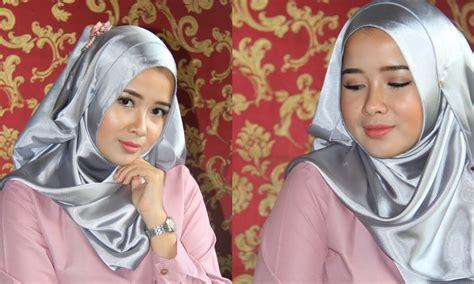 tutorial hijab wisuda 2015 mutia yulita tutorial hijab pesta mutia yulita youtube