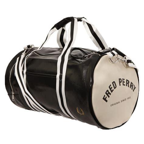 fs fred perry barrel bag bag