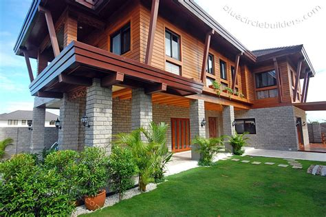 house design gallery philippines model home in the philippines modern house plans designs