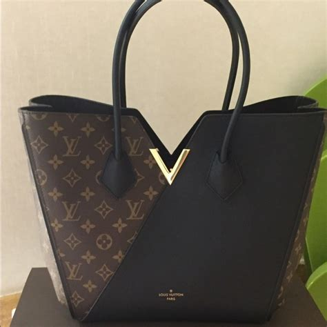 Guess Who The Louis Vuitton Purse by 100 Authentic Louis Vuitton Black Kimono Bag Nwt