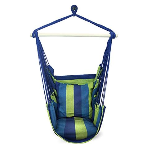 sorbus blue hanging rope hammock chair swing sorbus 174 blue hanging rope hammock chair swing seat for any