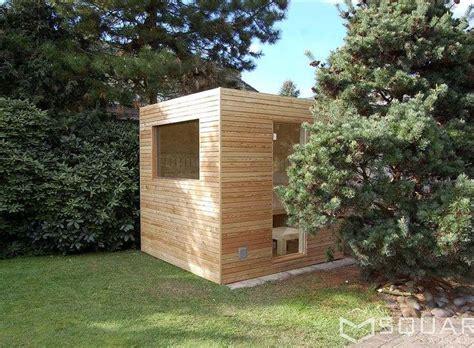 sauna garten best 25 sauna im garten ideas on gartenhaus