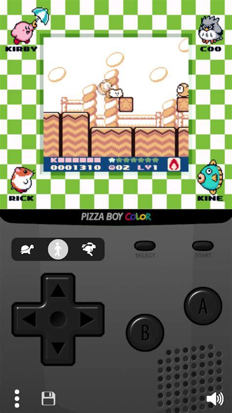 gameboy color emulator pizza boy pro boy color emulator android apps on