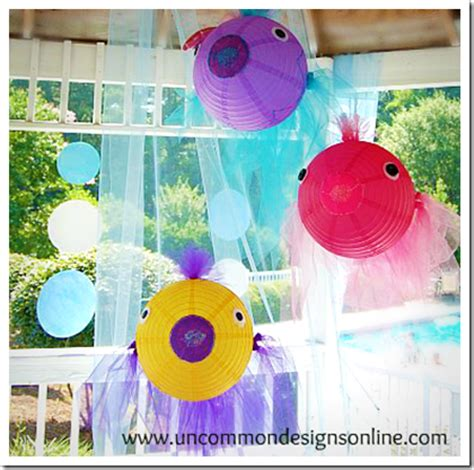 How To Make Paper Lantern Fish - my stuff room galore ious stuff creative paper lanterns