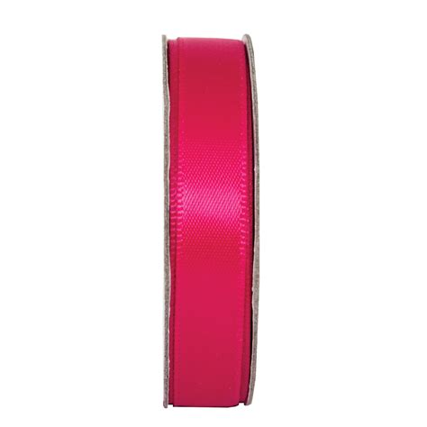 ribbon satin fuschia 3m play resource