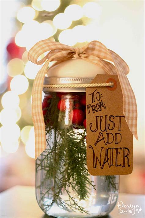 christmas mason jar candle tutorial  create