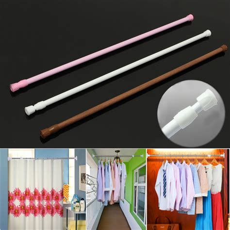 tension curtain rod australia spring tension shower curtain rod australia curtain
