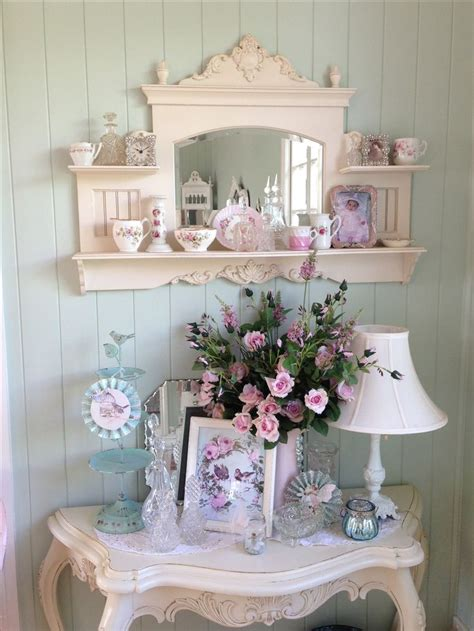 80 Shabby Chic Home Decor Best 25 Shabby Chic Shelves Ideas On Shabby