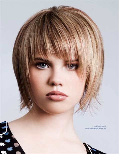 Razor Cut Bob Hairstyles   Fade Haircut