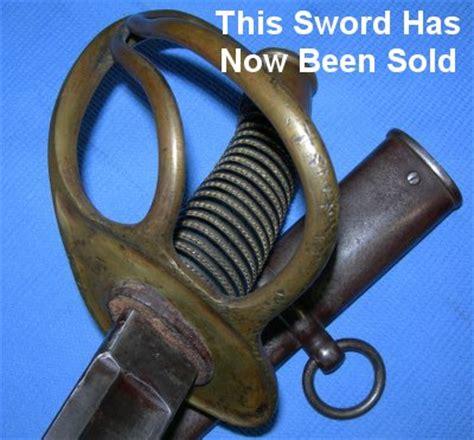 us cavalry sabre us cavalry sabre model 1840 wristbreaker