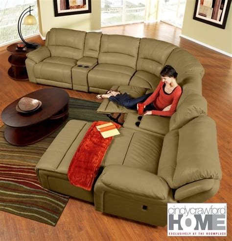 cindy crawford marco sectional review cindy crawford furniture inspires fashionable style the