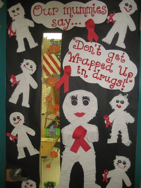 Halloween Themes For Red Ribbon Week | kindergarten smiles october 2011