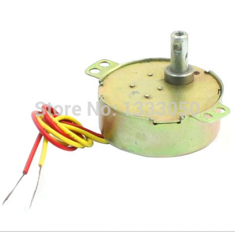 Motor Synchronous Ac 220 240v Type Ty J49 5 6rpm 4w Ccw Cw electric heaters ac220 240v 5 rpm 50 50 hz