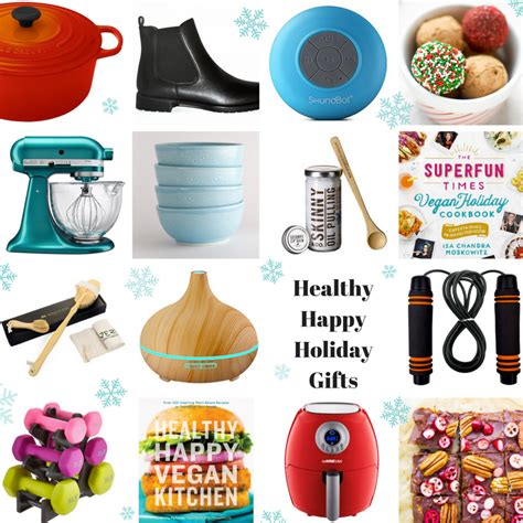 42 healthy happy holiday gift ideas