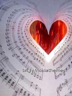 nokia 7210 themes love romance free nokia themes