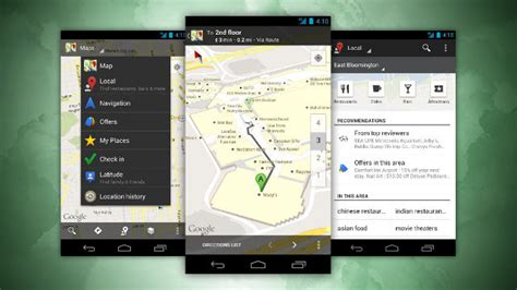 best android gps navigation app the best turn by turn navigation app for android