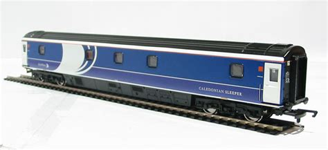 Scotrail Caledonian Sleeper by Ehattons From Hattons Model Railways