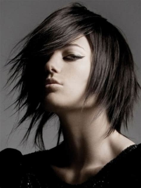 punk hairstyles bangs punk hairstyles for long hair