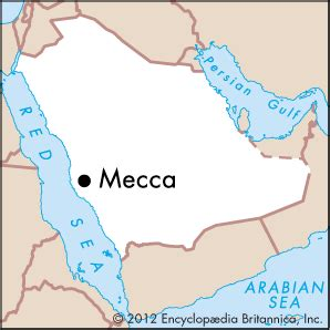 where is mecca on a world map image gallery mecca map
