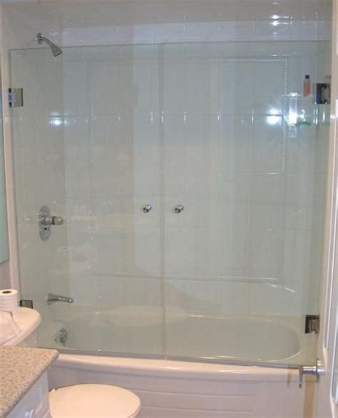 Pros And Cons Of Glass Shower Doors by Pompton Lakes Frameless Shower Doors Florian Glass