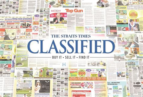 straits times recruit section media releases singapore press holdings