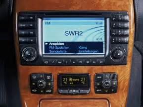 Mercedes Comand Navigation System Mercedes Radios And Navigation