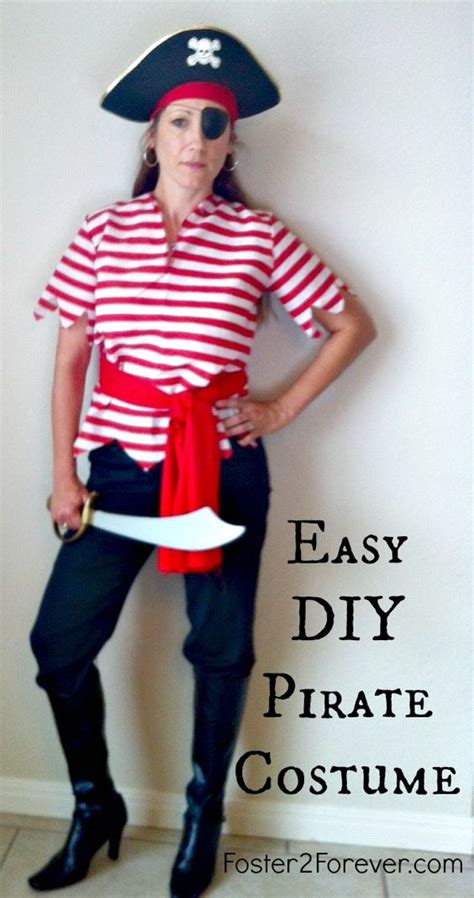 jar costume easy diy costume here is a diy pirate costume idea for