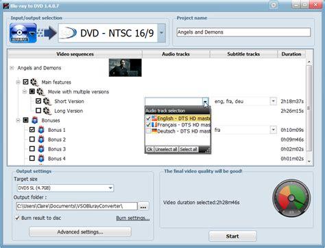 dvd converter ultimate vso software vso blu ray to dvd converter 4 0 0 84 software digital