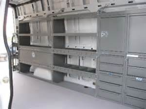 shelves for sprinter conversion components inc shelving