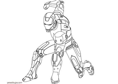 imagenes para dibujar iron man dibujos de ironman para colorear