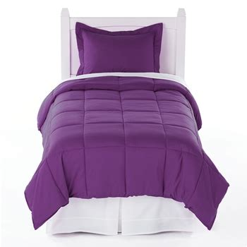 plum down comforter plum ivy union premium down alternative comforter set