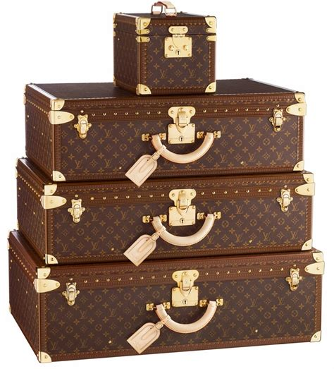 Box Tas Lv Ukuran Large Box Only luxury design travel in style 5 most expensive luggage sets