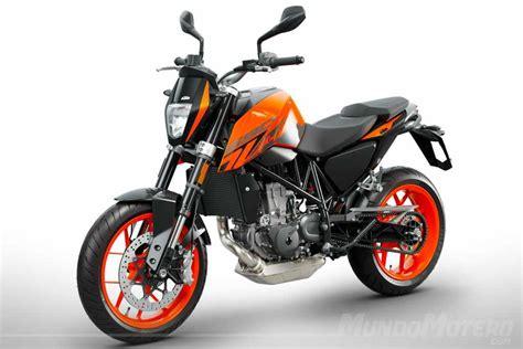 Ktm Motorrad Farben by Ktm 690 Duke 2018 Precio Ficha Tecnica Opiniones Y Prueba