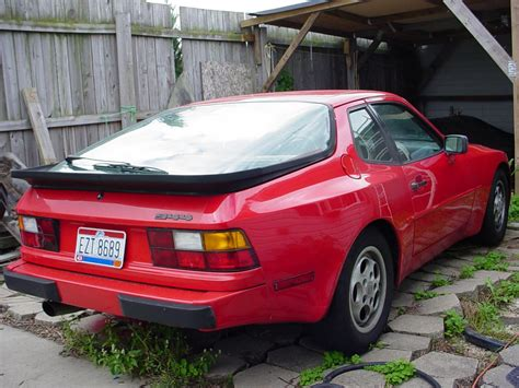 lifted porsche 944 fs or trade 87 porsche 944 2 5l 5 speed manual
