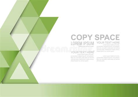 landscape page layout design greenery presentation layout design template annual