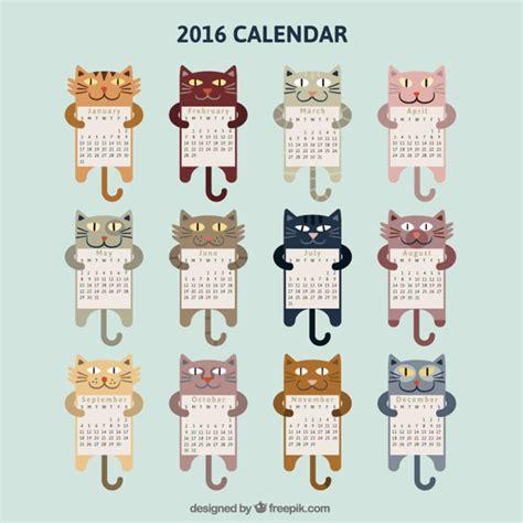 Calendã Futebol Calendario De Gatos Descargar Vectores Gratis