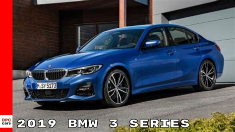 Bmw 3 Series 2019 Hp by 2019 Bmw 3 Series M340i 330i