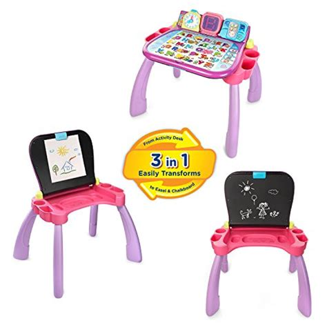 vtech touch and learn activity desk deluxe pink vtech touch and learn activity desk purple online