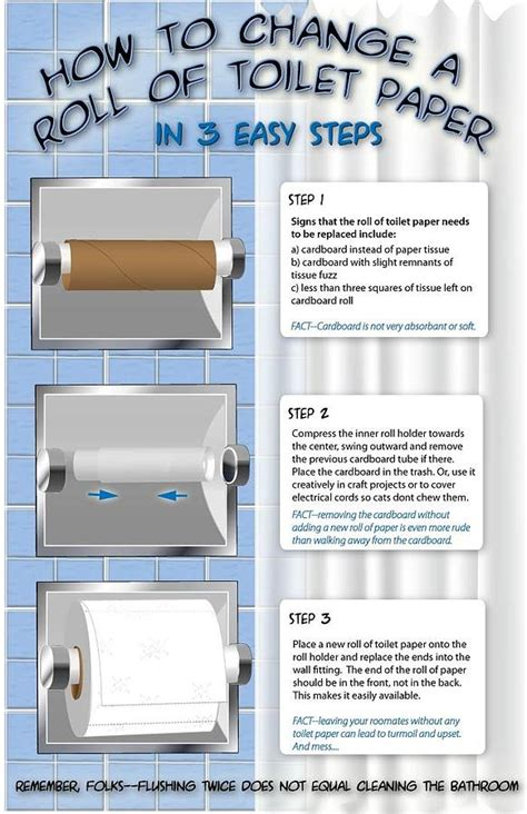 how to a to roll how to change a roll of toilet paper digital by sarajane helm