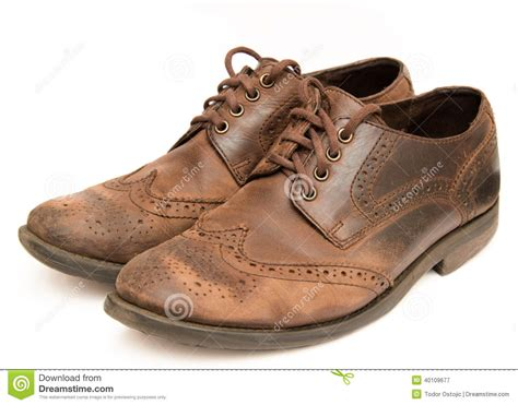 pictures of shoes brown shoes stock image image of white wear shoes