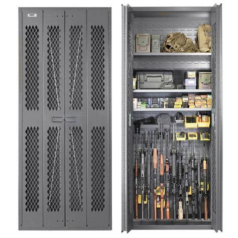Closet Gun Cabinet Plans