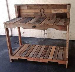 Enclosed Computer Desk Pallets Unpalletable Or Great Recycled Resource Mise