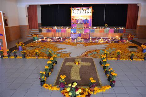 imagenes de altares de novenarios con papel celebraci 243 n del d 237 a de muertos mam 225 noticias