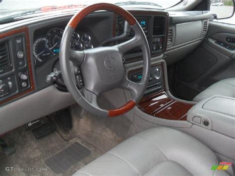 2002 Cadillac Escalade Interior 2002 cadillac escalade standard escalade model interior