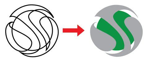 membuat logo dengan adobe illustrator membuat logo 3d dengan adobe illustrator corak desain