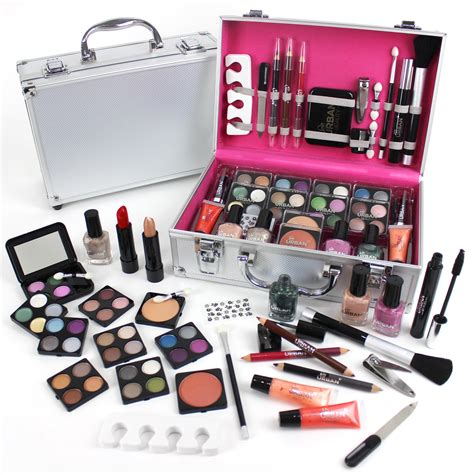 Makeup Set 60pcs make up set vanity cosmetics