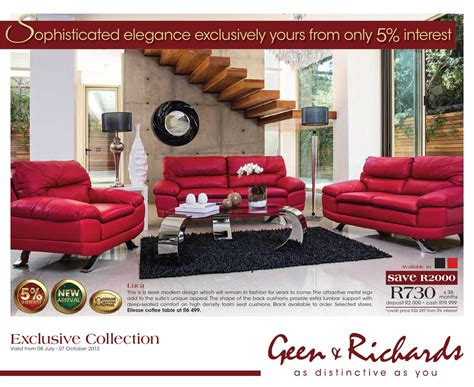 geen and richards bedroom suites catalogue issuu geen richards catalogue valid until oct 7 by